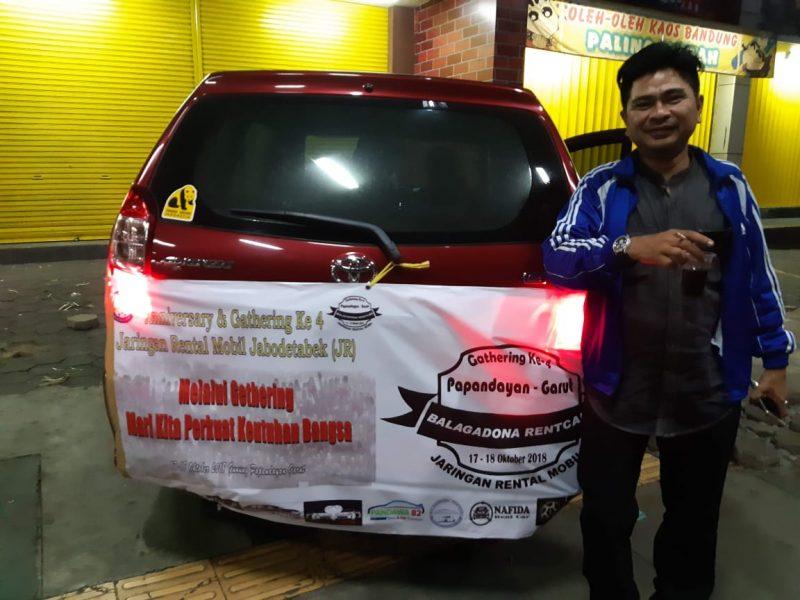 Event Gathering Balagadona Rentcar